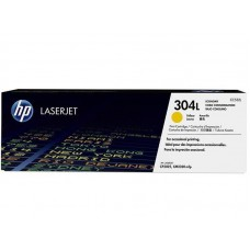 HP 304L YELLOW TONER ORIGINAL (CC532L)